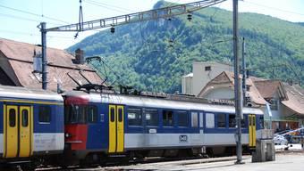 OeBB wehrt sich gegen Littering und unbefugten Aufenthalten an den Bahnhöfen. (Archiv)