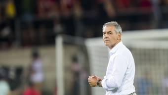 Marcel Koller könnte als Trainer des FC Basel bald nach Österreich zurückkehren
