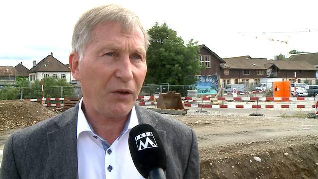«Wahnsinnig, wenn man da zurückschaut»: FCA-Präsident Alfred Schmid ist «sehr erleichtert»
