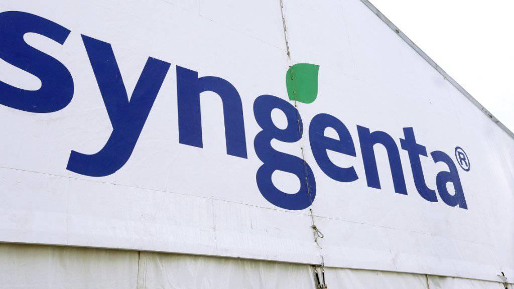 Der Syngenta-Aktienkurs wird einmal mehr von Übernahmespekulationen befeuert.