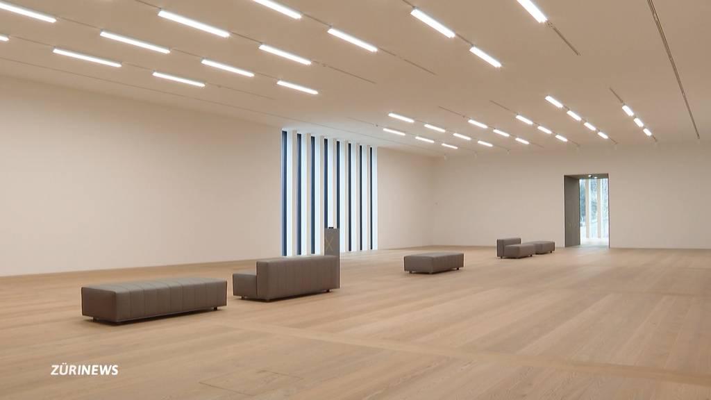 Nach zwölf Jahren Bauzeit: Erweiterung des Zürcher Kunsthauses fertig