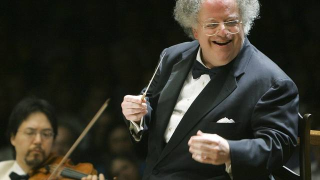 James Levine ist einer der berühmtesten Dirigenten von heute (Archiv)