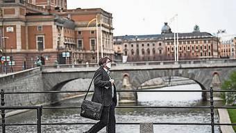 Geisterstadt Stockholm – auch ohne Lockdown.