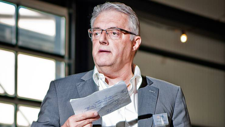 Roland Kuster gilt über die CVP hinaus als Ammann-Favorit.
