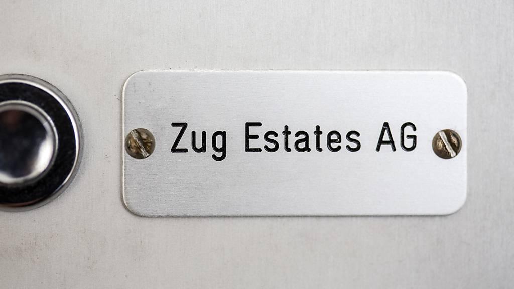 Zug Estates spürt die Covidkrise. (Archivbild)
