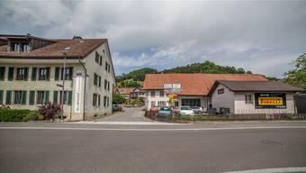 Der Druck auf das Bauland ist gross. Doch der idyllische Dorfkern von Brunegg soll so gut wie möglich erhalten bleiben.