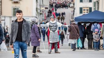 Weihnachtsreise der Landes- und Freikirchen in Solothurn