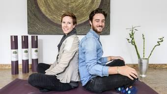 Ambitioniert: Sara Schwarz und Lukas Biry wollen Bewusstseinsförderung – für einen gesunden, nachhaltigen Lebensstil, für jede und jeden.