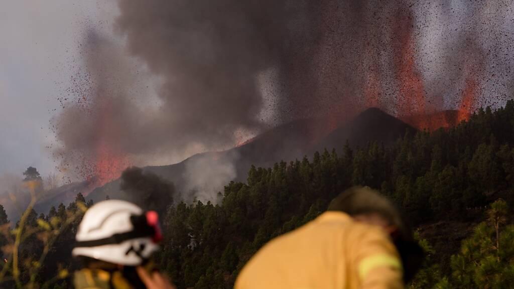 Vulkanausbruch auf Kanaren – Massive Evakuierungen