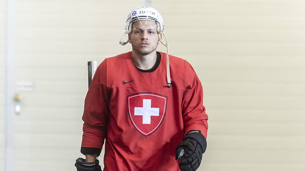 Sven Andrighetto dürfte in der National League spielen