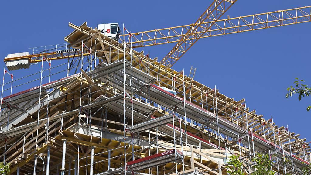 Weko eröffnet erneut Untersuchung gegen Bündner Baufirmen