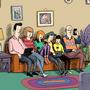 Die Familie Webster bringt die Gefahren im digitalen Alltag näher.