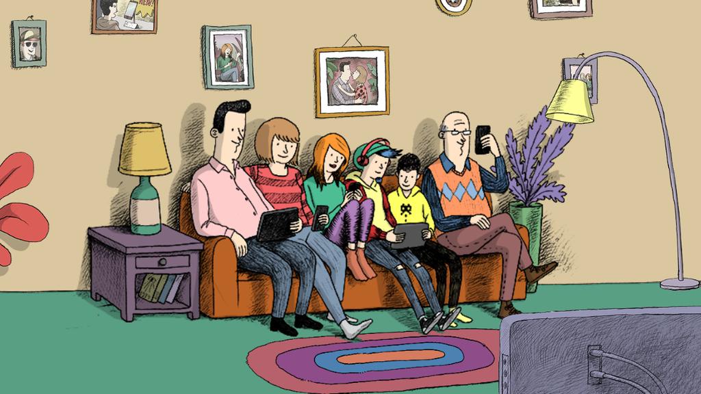 Gefahren im digitalen Alltag: Bund veröffentlicht neue Comics zur Prävention