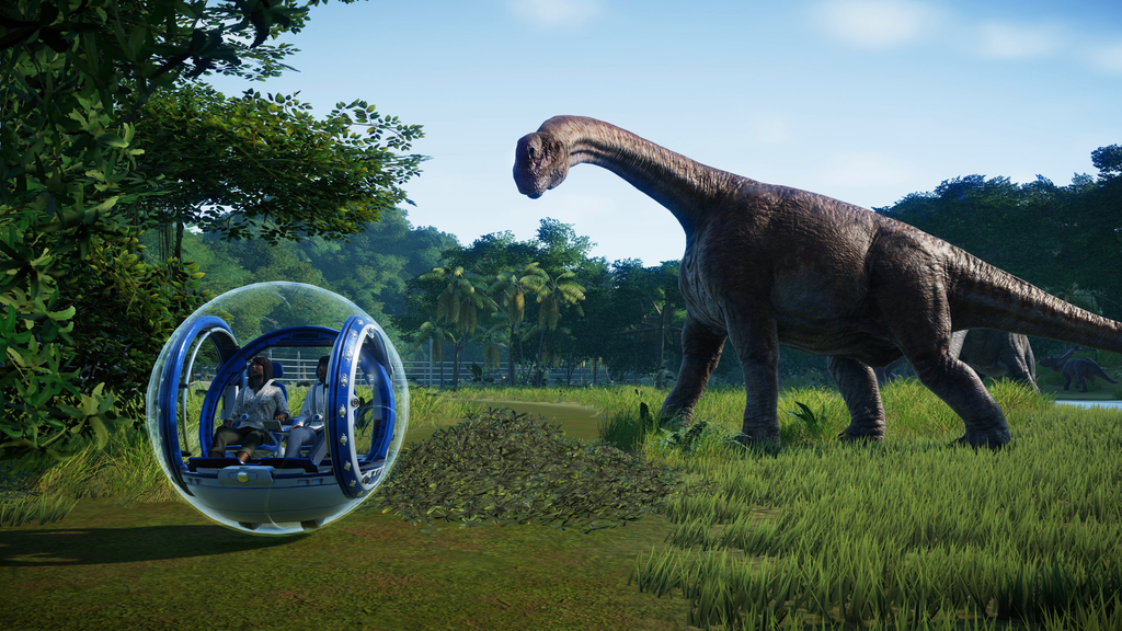 Jurassic World Evolution 2
