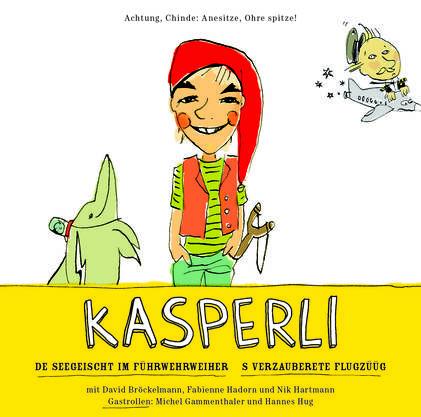 Das Cover des «neuen» Kasperli