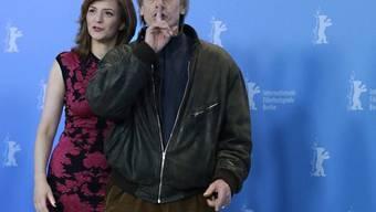 Vor der Premiere einer Schweizer Geschichte auf der Leinwand: Jeremy Irons und Martina Gedeck