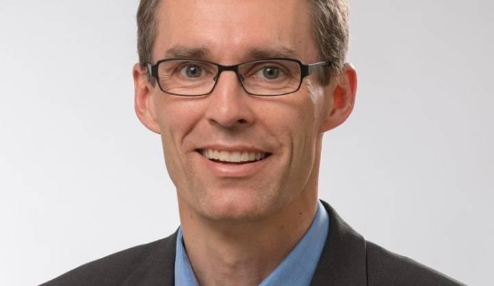 Lukas Pfisterer, Präsident FDP Aargau: Er hält nichts von einer Altersgrenze.