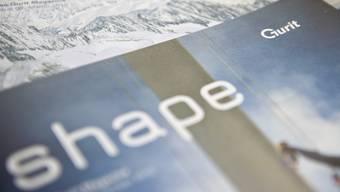 """Das Kundenmagazin """"shape"""" des Kunststoffherstellers Gurit (Archiv)"""