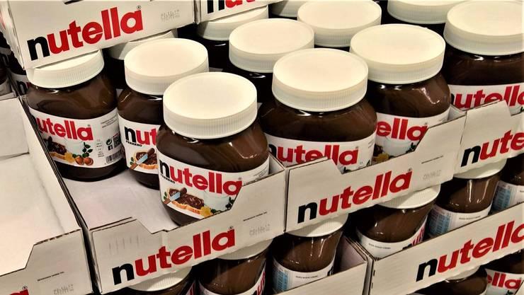 Bei Nutella droht der Engpass.