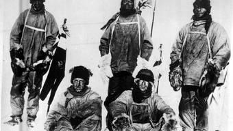 Polarexpedition von Roald Amundsen und Robert Falcon Scott