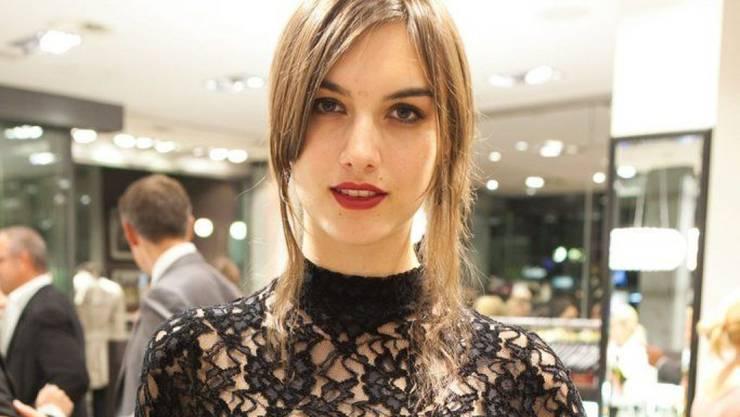 Noch macht das Modeln der Solothurnerin Ronja Furrer Spass. Doch in zwei bis drei Jahren erwägt die Freundin von Stress die Gründung einer Familie. (Archivbild)