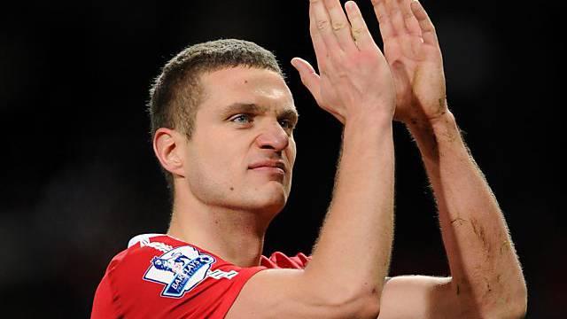 Vidic verlässt nach acht Jahren Manchester United