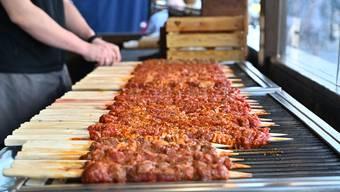 Jetzt bekommt auch Menziken ein eigenes Food Festival. (Archivbild vom Food Festival in Olten)