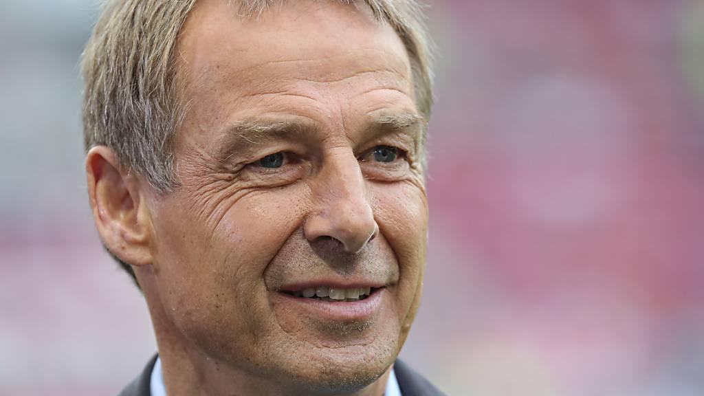 Klinsmann übernimmt Traineramt bei Hertha Berlin