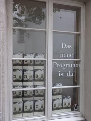Mitten in Aarau bietet die Freizeitwerkstatt ein vielfältiges Programm mit kreativen Kursen an.