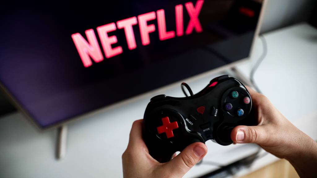 Auf Netflix kann man bald auch gamen