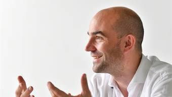 «Wir haben pro Jahr etwa 250000 Patientenkontakte»: Georgos Pallas, CEO Pallas Kliniken. Bruno Kissling