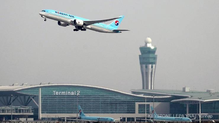Flughafen Seoul