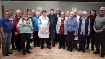 Senioren unterhalten Senioren: Die Seniorenbühne spielt dieses Jahr Sketches.