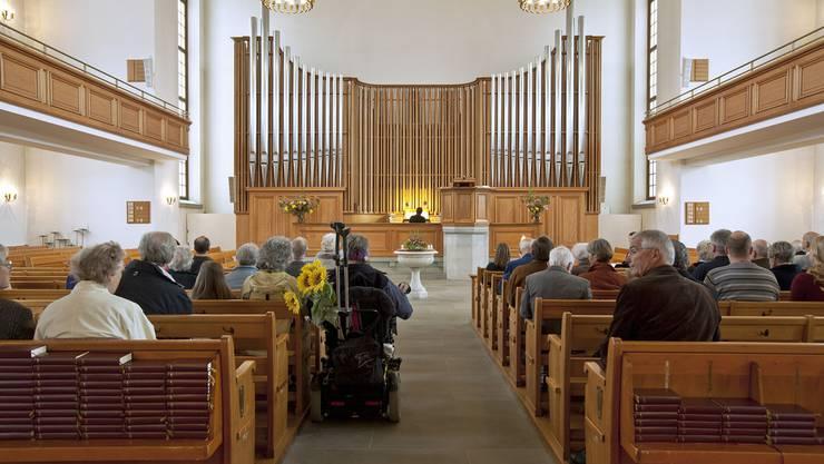 Die stadtzürcher Reformierten haben ein Wort mitzureden wenn es um die künftige Form ihrer Kirchgemeinde geht (Symbolbild).
