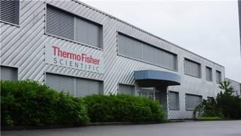 Das Fisher Scientific-Gebäude in Wohlen gehört bald der Gemeinde.