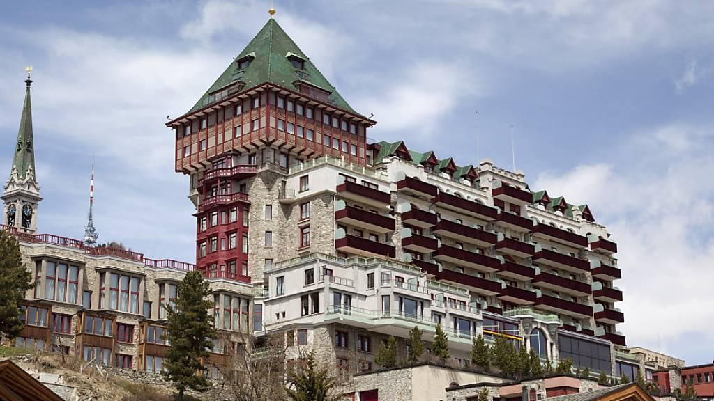 Badrutt's Palace Hotel in St.Moritz schliesst vorerst