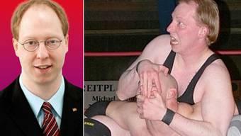 Der SPD-Bundestagsabgeordnete Matthias Ilgen alias Freiherr von Ilgen hat ein spezielles Hobby.