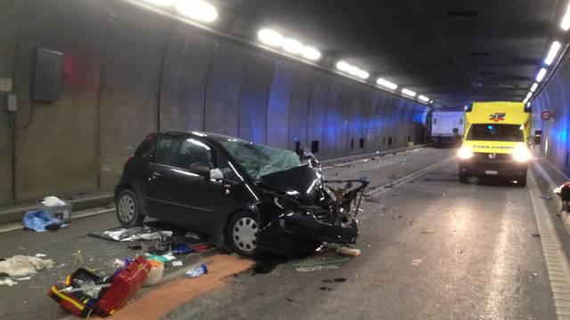Tödlicher Unfall am Gotthard