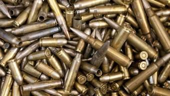 Waffenexporte bringen der Schweiz Millionen ein. (Symbolbild)