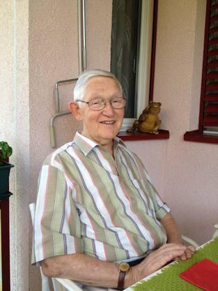 Ernst Luginbühl, 90†.