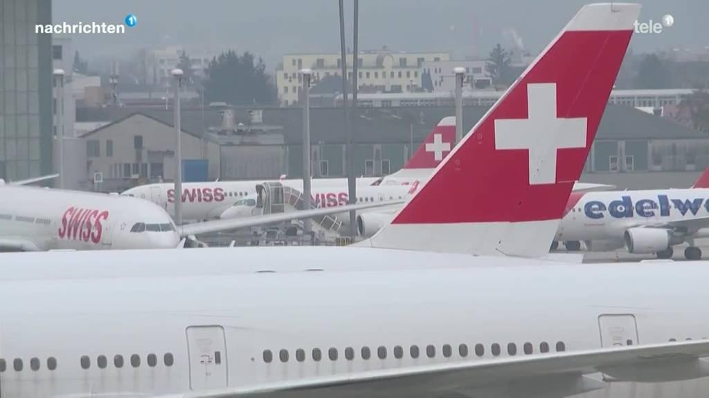 Swiss streicht 780 Stellen
