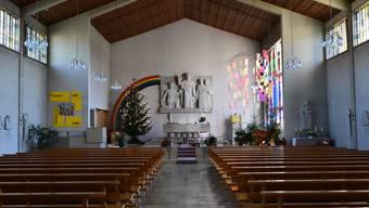 Die Kirche St.Johannes in Härkingen wird umgestaltet.