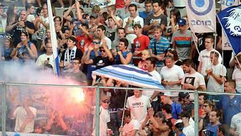 Die Fans von Ambri werden auch Nordlund feiern.