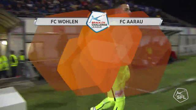 Alle Highlights in einem Video: Wohlen - Aarau