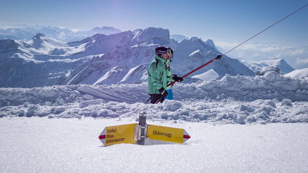 Auch dieses Jahr bleiben die Skigebiete im Toggenburg getrennt