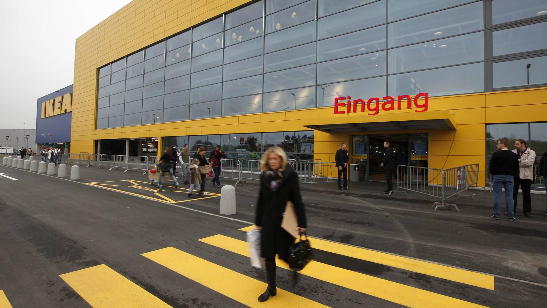 Ikea prüft Verkauf des «Walige Shopping» in Rothenburg