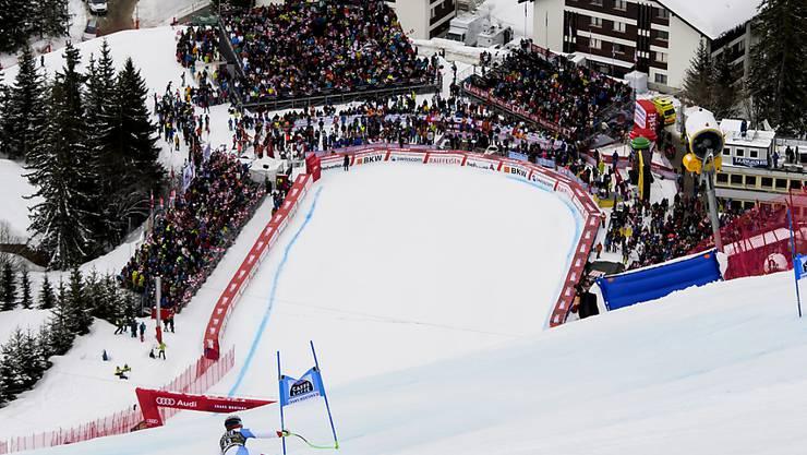 Auf Wunsch des Fernsehens: Die Starterfelder im Ski-Weltcup sollen kleiner werden