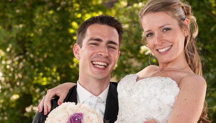 Die Hochzeit von Pascal und Helena