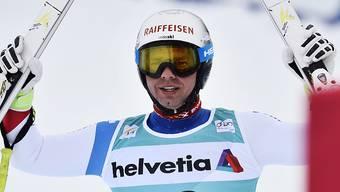Beat Feuz ist zurück und triumphiert in St. Moritz.