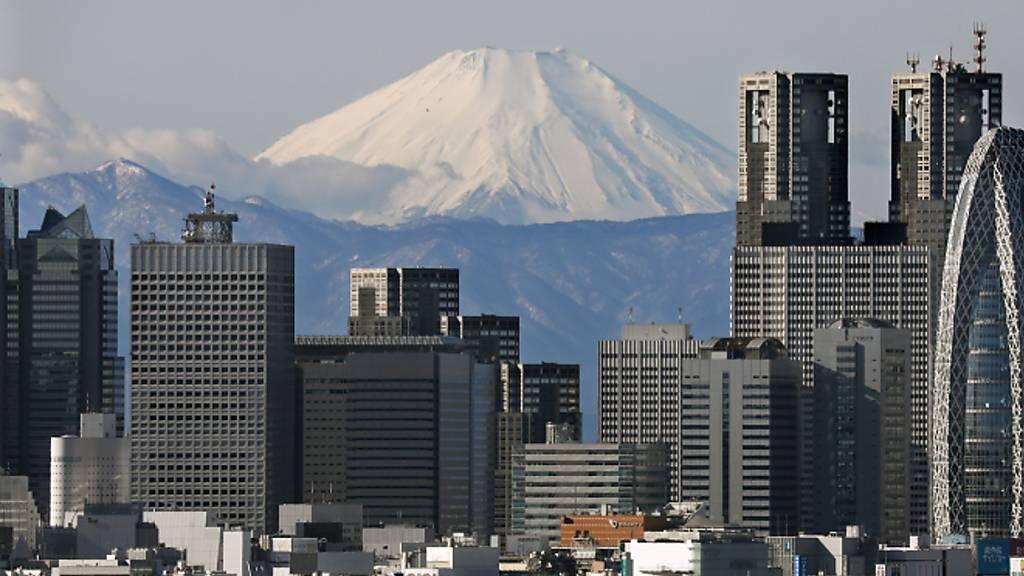 Japans Notenbank hat am Mittwoch in Tokio bekanntgegeben, ihre lockere Geldpolitik wegen der Coronavirus-Pandemie zunächst weiter beizubehalten. (Symbolbild)